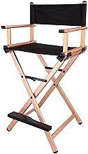 Makeup Chair Aluminum Folding Chair Director Chair