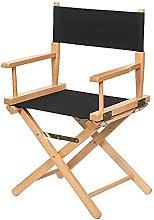 Makeup Chair Wood Artist Director Chair Folding