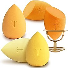 Makeup Sponges - Beauty Sponge Blender Pack of 5 -