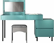 Makeup Table Grenn Dressing Table With Mirror