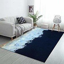 makeups1 Modern Style Rug Design carpet Dark blue
