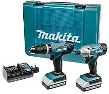 Makita 18V-Volt G Series Combi Drill And Impact