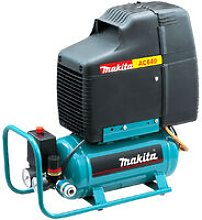 Makita AC640 Air Compressor 1.5HP 240V