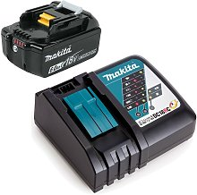 Makita BL1860 18v 6.0ah Lithium Battery BL1860B +