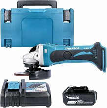 Makita DGA452 18v 115mm Angle Grinder With 1 x