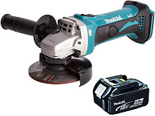 Makita DGA452Z 18V 115mm Cordless Angle Grinder
