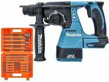 Makita DHR242 18V Brushless SDS+ Rotary Hammer