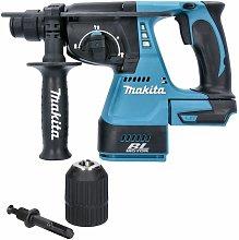 Makita DHR242Z 18V SDS+ Brushless Rotary Hammer