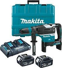 Makita DHR400PT2U Twin 18v / 36v LXT Brushless