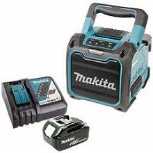 Makita DMR200 10.8V/18V Bluetooth Job Site Speaker