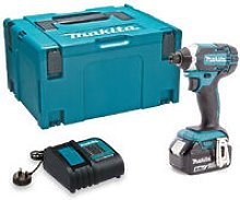 Makita DTD152 18v Impact Driver with 1 x 5.0Ah