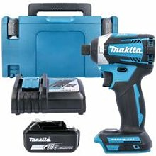 Makita DTD154 18V Brushless Impact Driver With 1 x