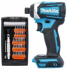 Makita DTD154 18V Brushless Impact Driver With 38