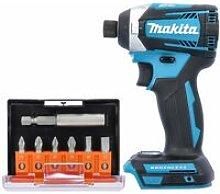 Makita DTD154 18V Brushless Impact Driver With 7