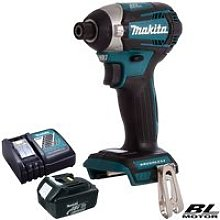 Makita DTD154Z 18V Brushless Impact Driver With 1