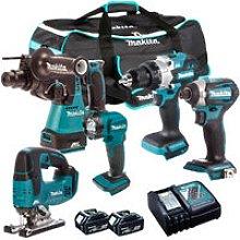 Makita DTM50Z 18V Oscillating MultiTool With