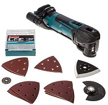 Makita DTM51ZJX7 18 V Multi-Tool Cordless with