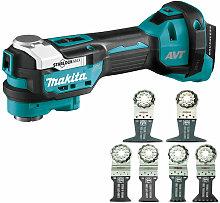 Makita DTM52Z 18V Brushless Oscillating Multi Tool