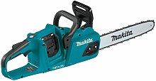 Makita DUC355Z Twin 18v 36v Cordless Chainsaw 35cm