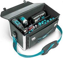 Makita E-05424 Lockable Tool Case Tool Bag Blue