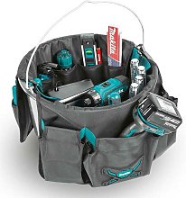 Makita E-05527 Tool Bucket Tote Bag Toolbag