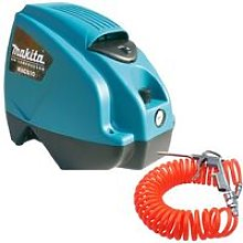 Makita MAC610 6L Air Compressor for Nailers AF505