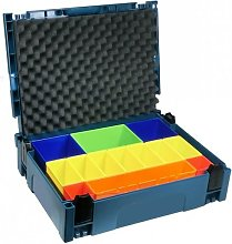 Makita MAKPAC 1 Organiser Coloured Container