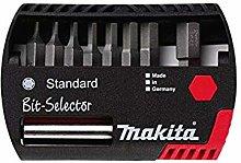 Makita P-53774 Drill Bit Set 1/4 Inch 9 Pieces
