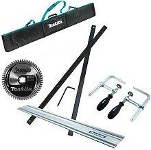 Makita SP6000 Plunge Saw Accessory Set - Rail +