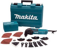 Makita TM3000CX3 Oscillating Multi Tool with 62 Accessories 110V:110V