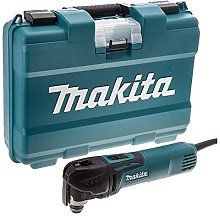Makita Tm3010ck 110 V Multi-tool With Carry Case