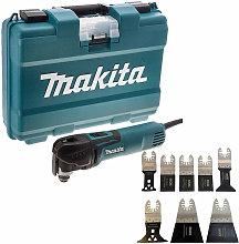 Makita TM3010CK 110V Oscillating Multi-Tool 320W