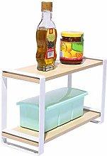 Makluce Spice Rack Set ,Cupboard Condiments