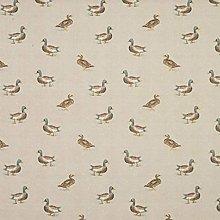 Mallard Duck Fryetts Game Bird Cotton Fabric