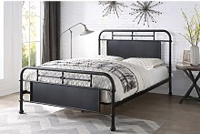 Mallory Bed Frame with Mattress Borough Wharf