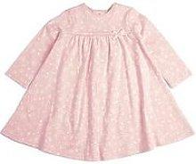 Mamas & Papas Baby Girls Printed Long Sleeve Dress