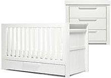 Mamas & Papas Franklin Cot Bed, Dresser Changer