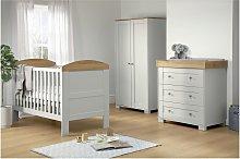 Mamas & Papas Harrow 3 Piece Nursery Furniture Set