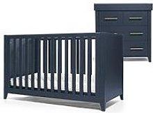 Mamas & Papas Melfi Cot Bed And Dresser Changer -