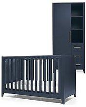 Mamas & Papas Melfi Cot Bed And Storage Wardrobe -