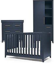 Mamas & Papas Melfi Cot Bed, Dresser Changer And