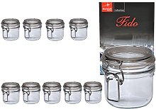 MamboCat Fido Preserving Jars Clip Top 0.2 L