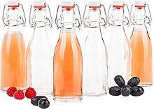 MamboCat Set of 6 Ironing Bottles 200 ml I Beer