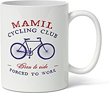 MAMIL Cycling Club - Coffee Tea Cup Mug - Gift