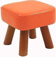 MAMINGBO Comfortable Ottoman Footstools Small