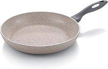 Mammola Artech Cream Stone Frying Pan, 32 cm