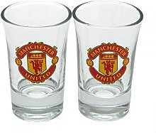 Manchester United FC Official Football Gift Shot