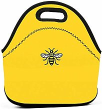 Manchester Worker Bee Insulated Lunch Bag Tote