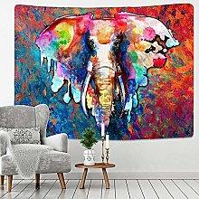 Mandala Elephant Tapestry Wall Hanging Bohemian