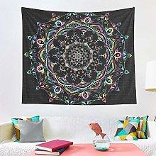 Mandala Indian Tapestry Bohemian Beach Throw Rug